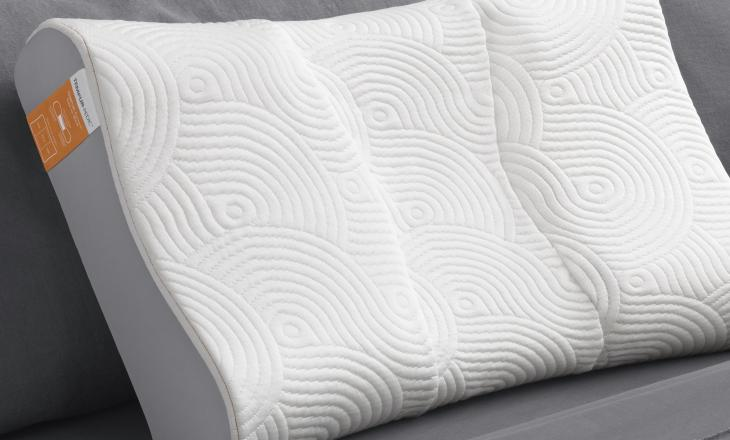 Tempur-Pedic Contour Side to Back Pillow Image
