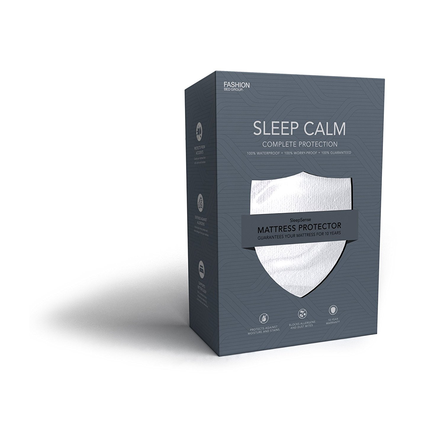 Sleep Calm Platinum Mattress Protector Image