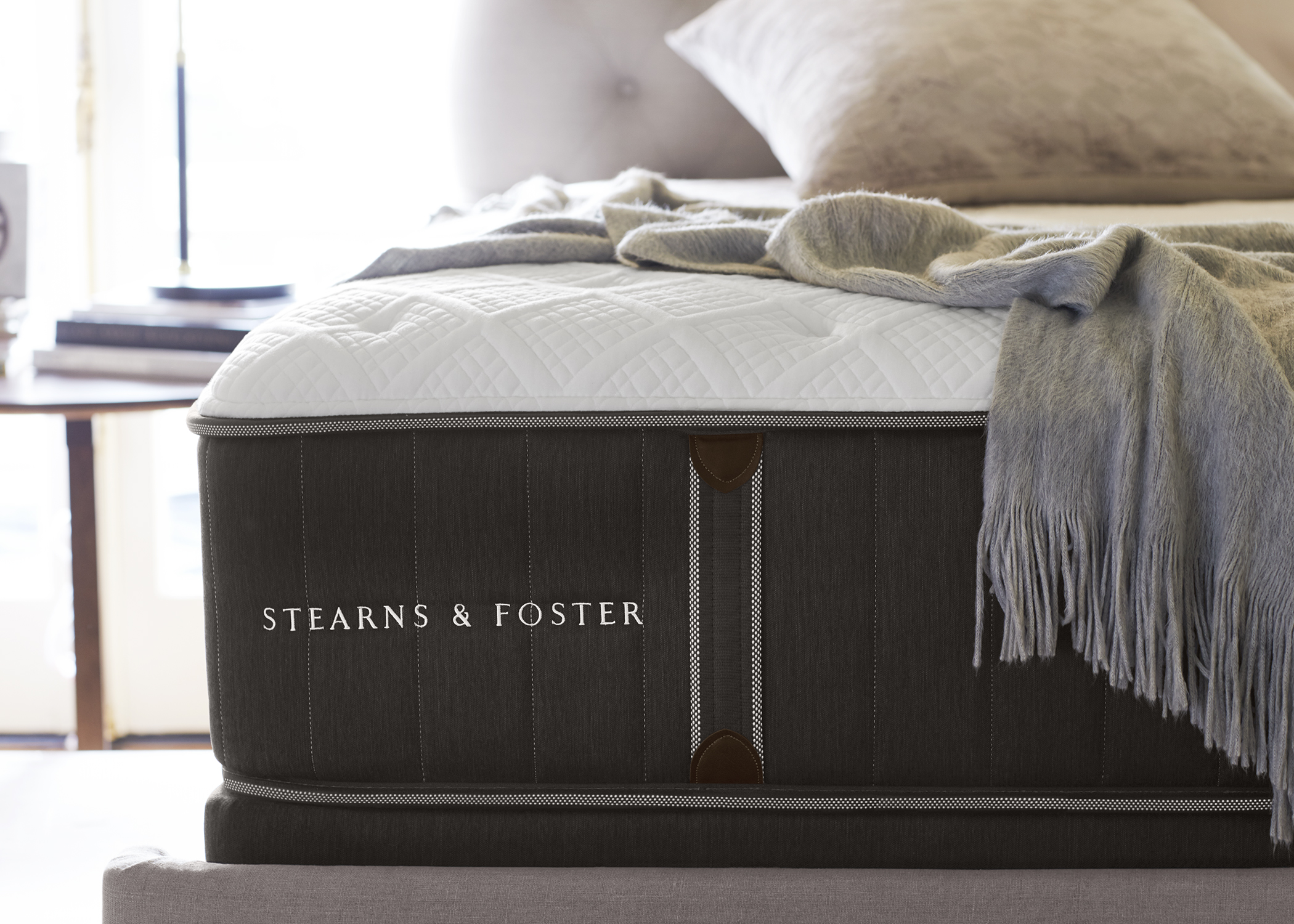 The Stearns & Foster® Luxury Estate Collection Image