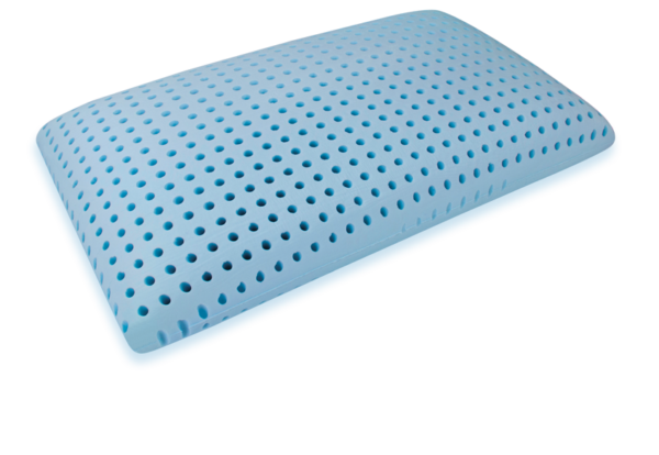 Ice Gel Memory Foam Pillow Image